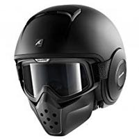 casco jet shark drak