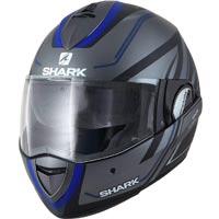casco integral shark evoline s3