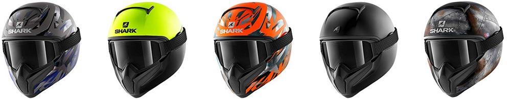 casco shark vancore 2