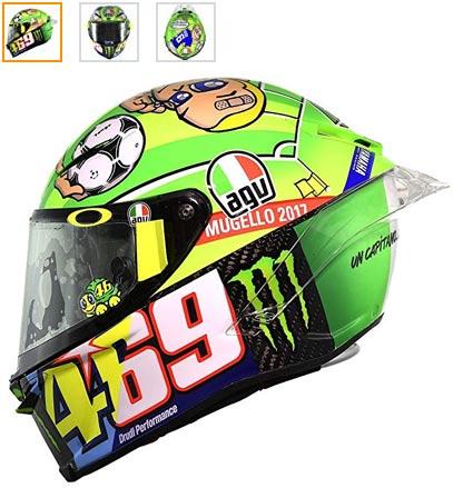 Casco Valentino Rossi Moto GP