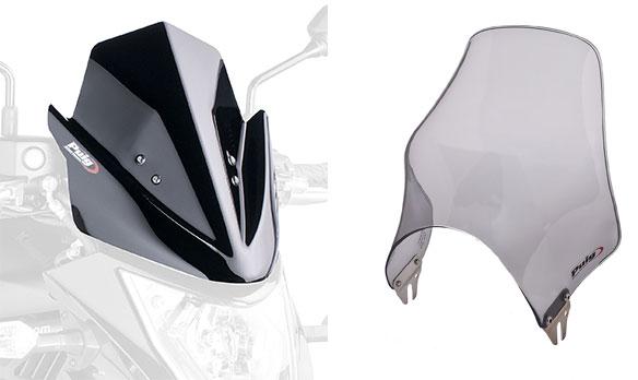 cupulas para moto de repuesto