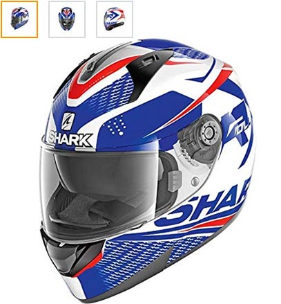 casco integral shark barato