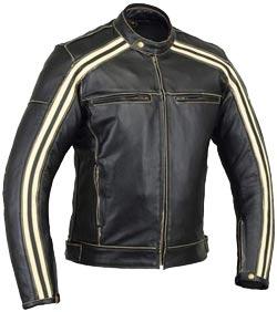 chaqueta de cuero moto barata