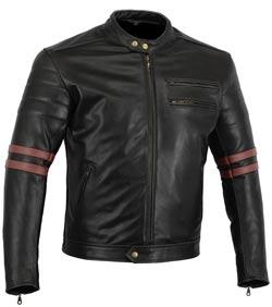 chaqueta moto cuero barata