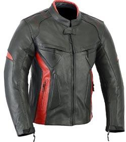 chaqueta moto hombre barata