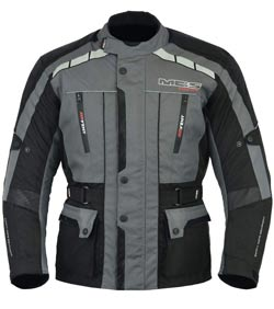 mejor chaqueta de moto de textil