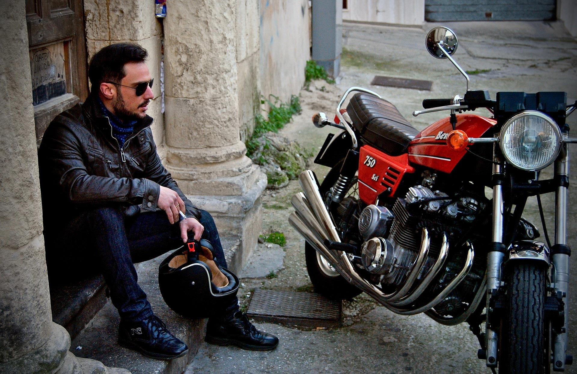 compar chaqueta de moto barata