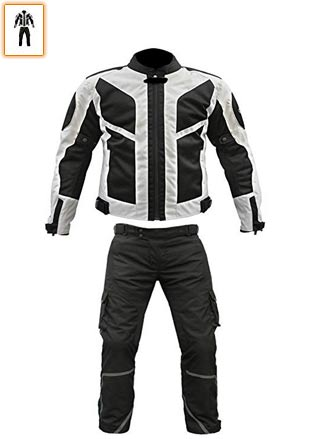 traje de moto barato