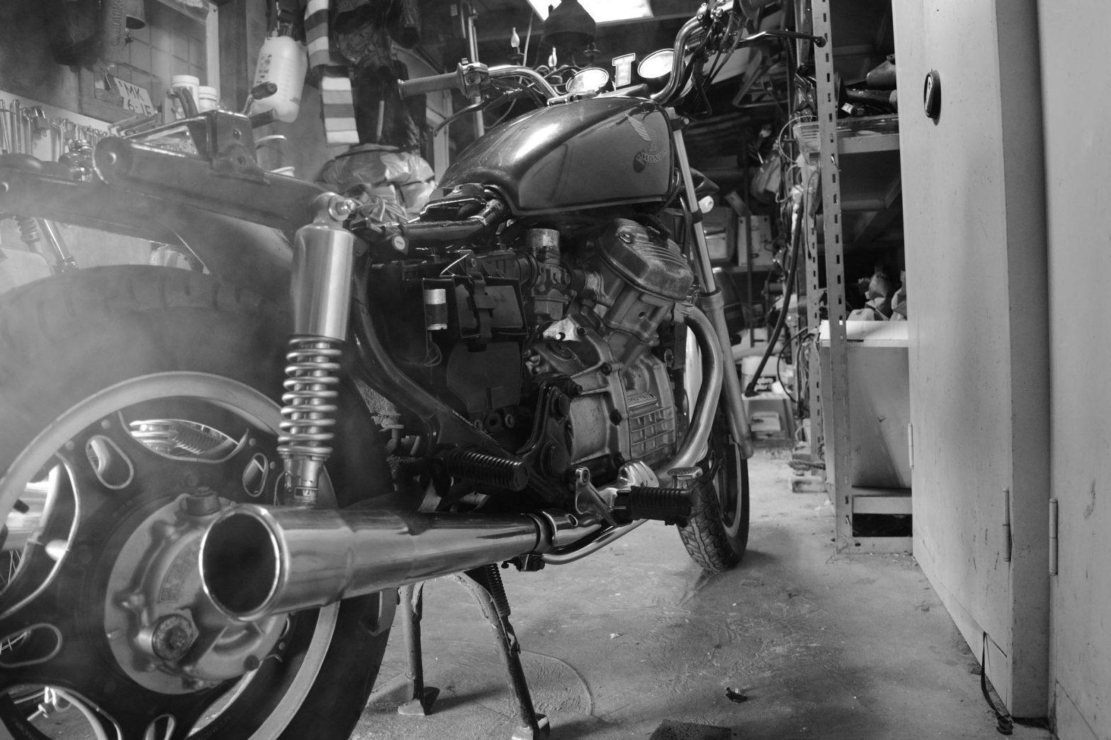tubo de escape para moto
