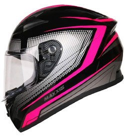 casco integral para mujer #moto #motociclismo #cascomujer