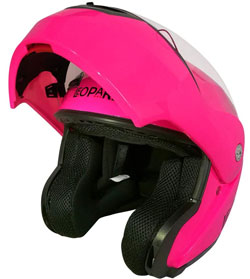 casco moto modular barato para mujer #cascomoto #cascomujer