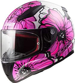 casco integral de moto para mujer rosa #cascomotomujer #cascomoto #enmoto