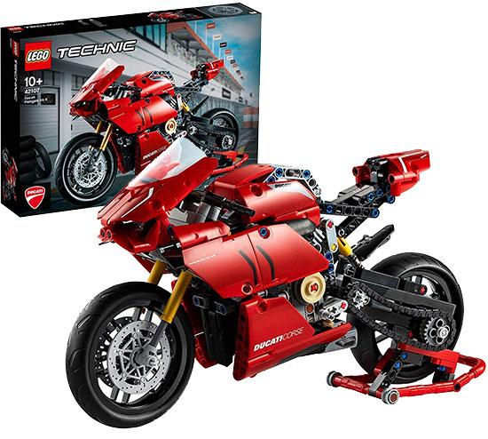 regalo para moteros original lego #lego #legotechnic #motogp